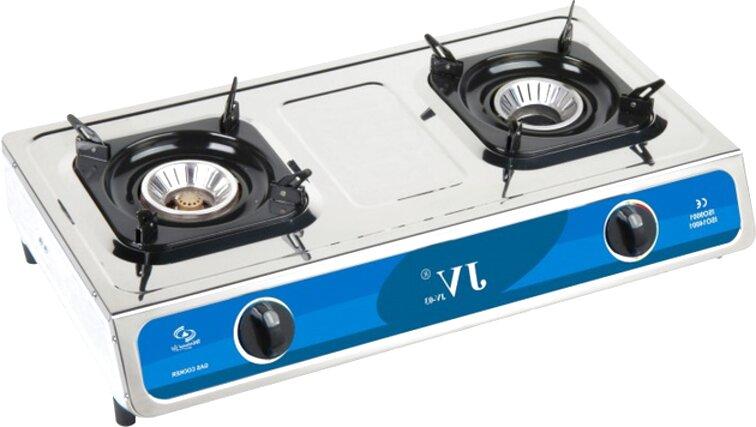 Abdeckung für Cago Turbo Gaskocher JV-03s JV-04s 2+3 flammig Abdeckhaube Kocher