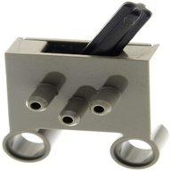 Lego Technic Technik 3 Stück Pneumatik Schalter Kippschalter Ventil Umschalter