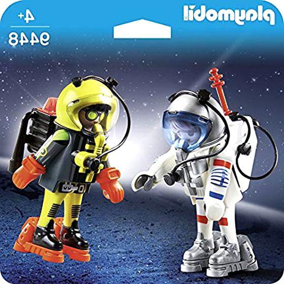 Playmobil 4741 Special Space Weltraum Astronaut Roboter Alien Figuren