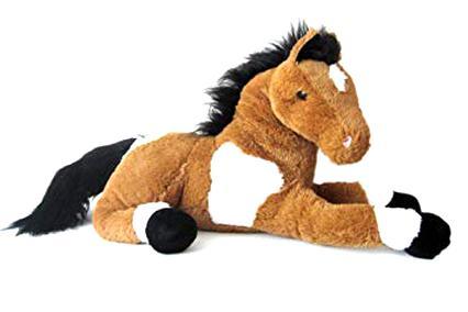 stofftier pferd gebraucht kaufen