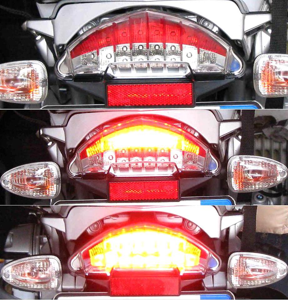 r 1200 gs rucklicht gebraucht kaufen
