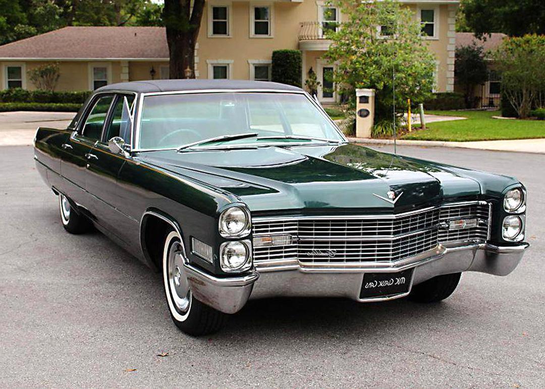 Cadillac Deville gebraucht kaufen! Nur 2 St. bis -70% ...