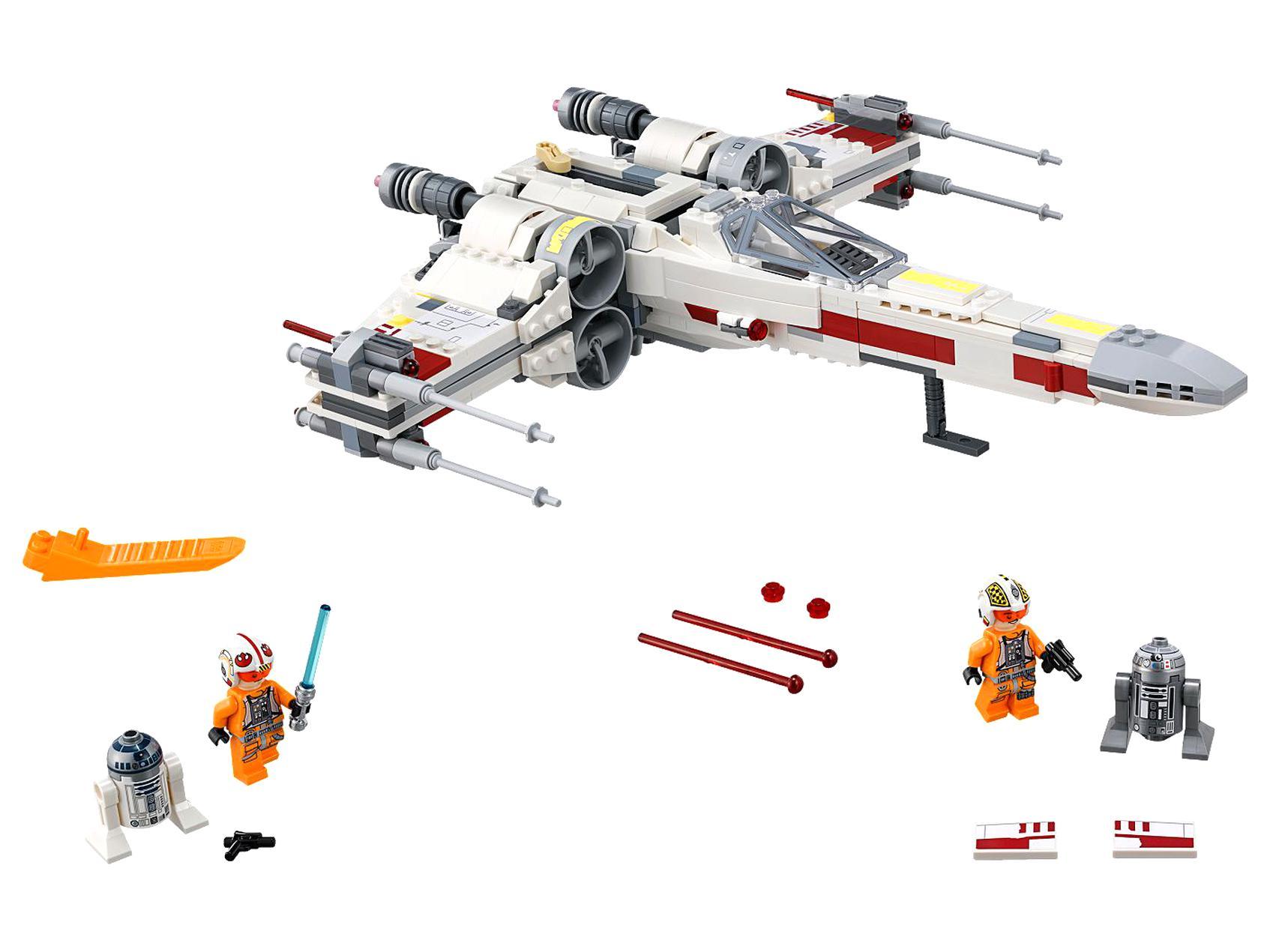 x wing lego gebraucht kaufen