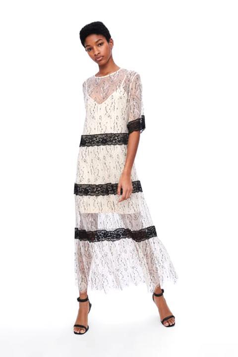 Zara Kleid gebraucht kaufen! Nur noch 3 St. bis -60% günstiger