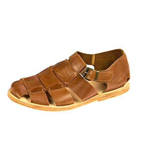 herren sandalen 42 leder gebraucht kaufen