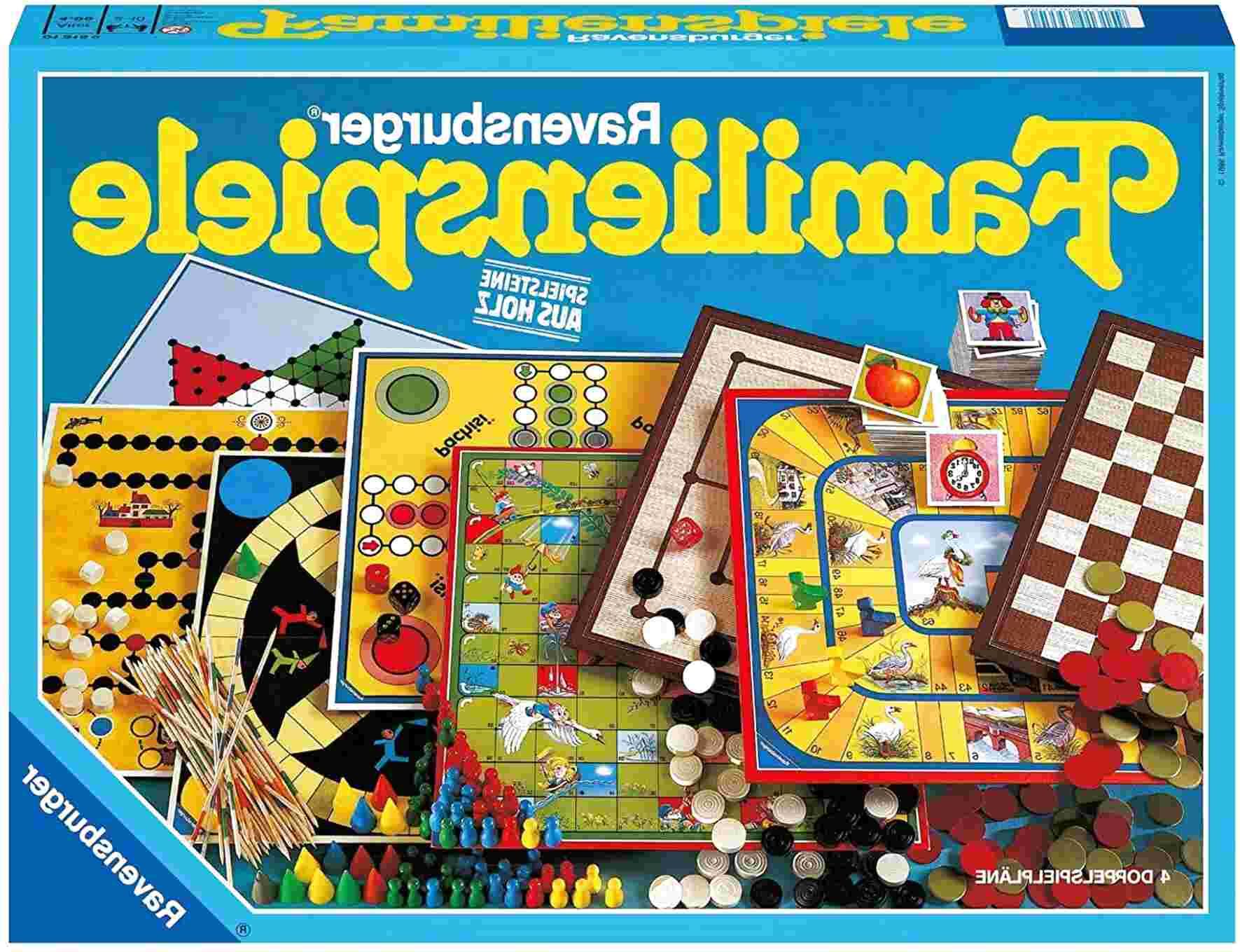 Familien Spiele