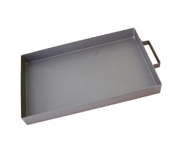 Aschekasten 60x40 Aschebehälter Aschekiste Kamin Kasten Ofen Schale Box Grill