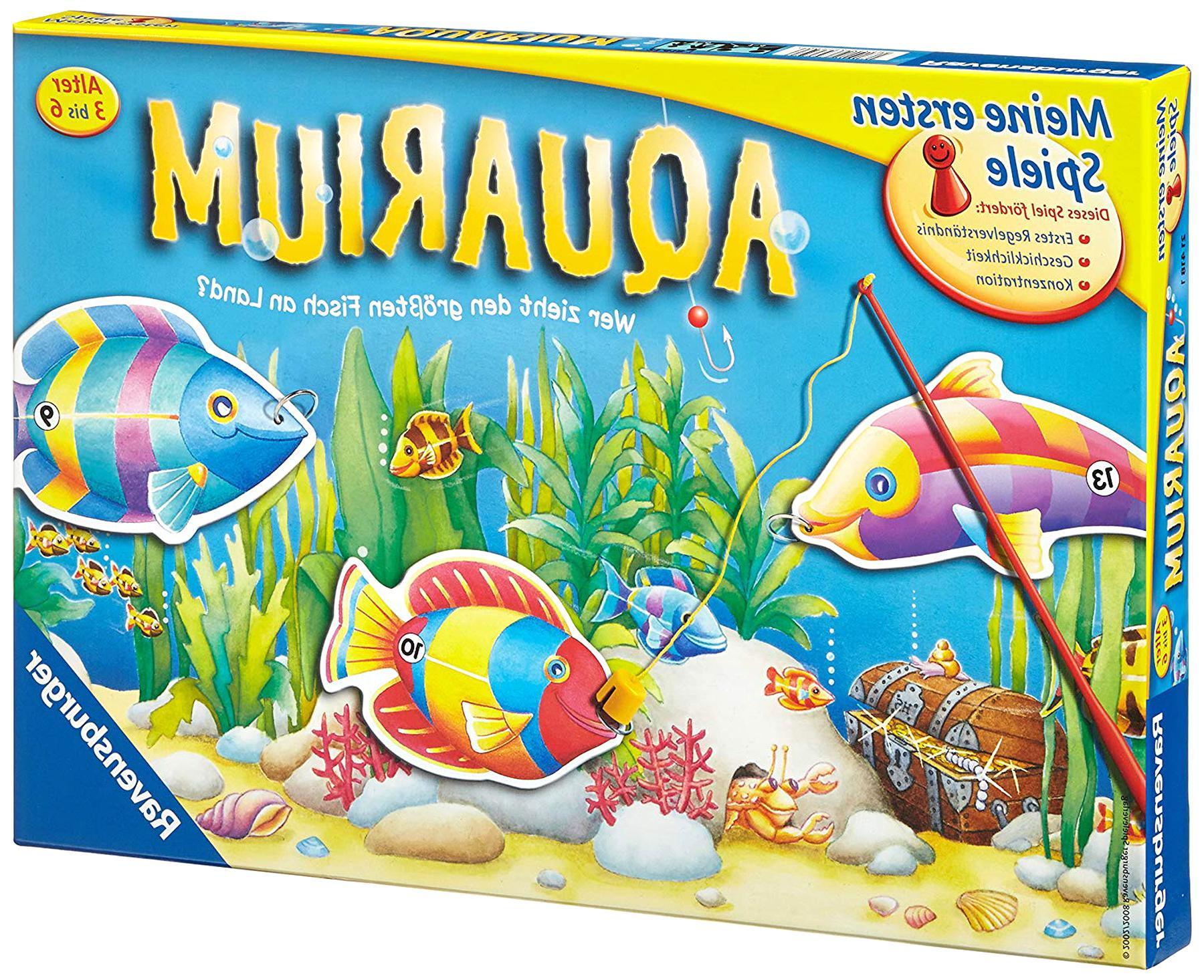 Spiel Aquarium