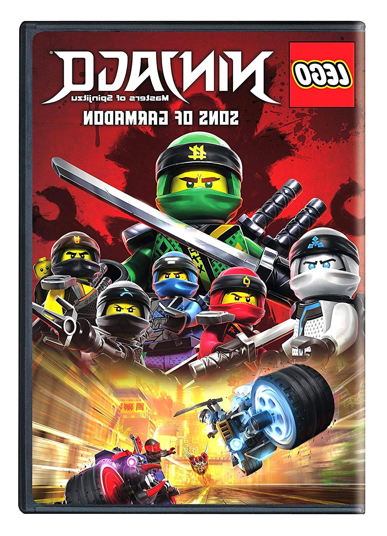 ninjago dvd gebraucht kaufen
