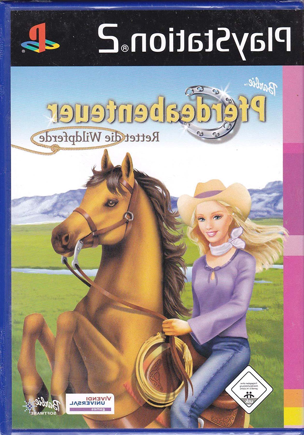barbie pferdeabenteuer gebraucht kaufen