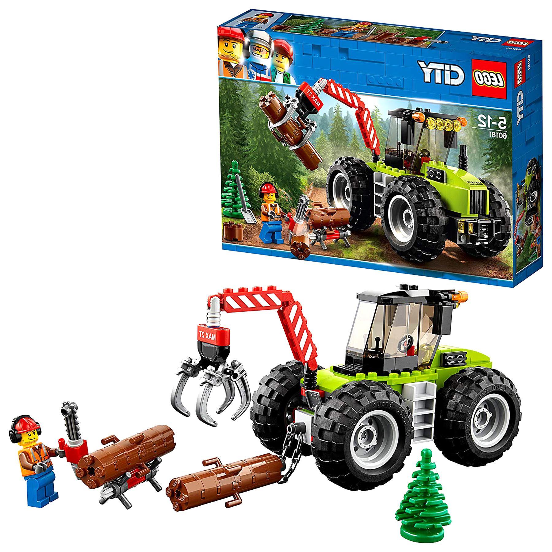 lego city traktor gebraucht kaufen