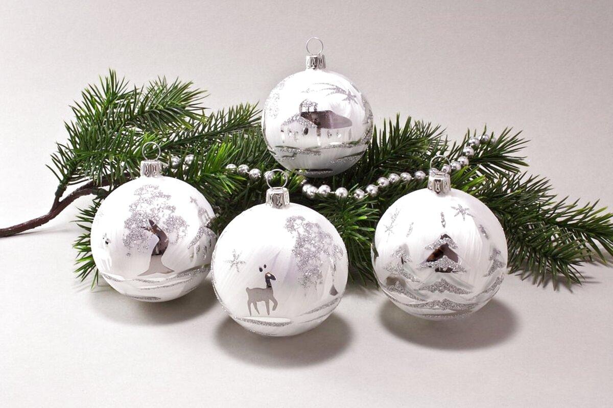 Weihnachtskugeln Lauscha