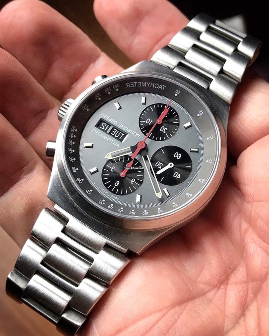 design chronograph gebraucht kaufen