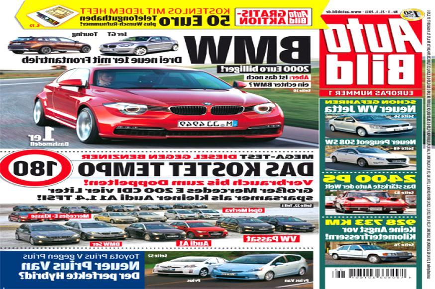 autobild 2011 gebraucht kaufen