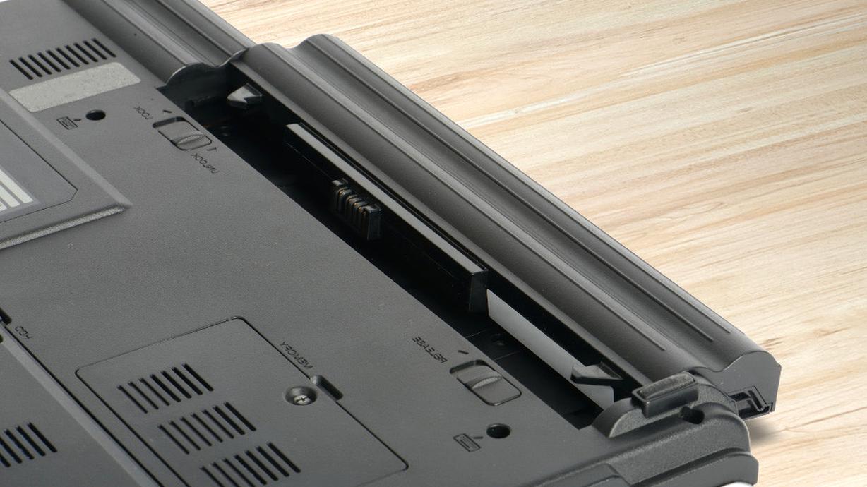 Laptop Akku Defekt