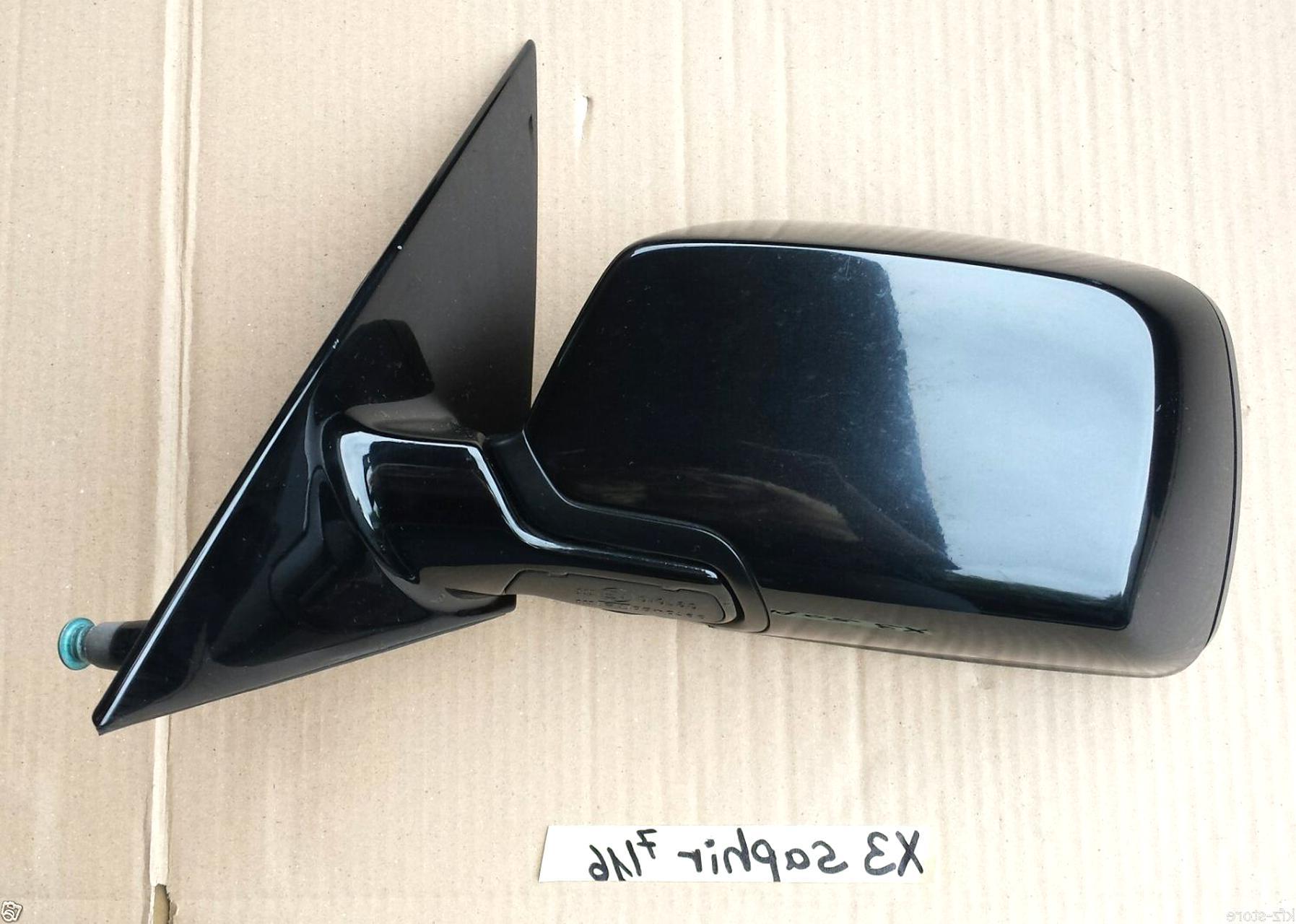 bmw x3 aussenspiegel gebraucht kaufen 3 st bis 65 g nstiger. Black Bedroom Furniture Sets. Home Design Ideas