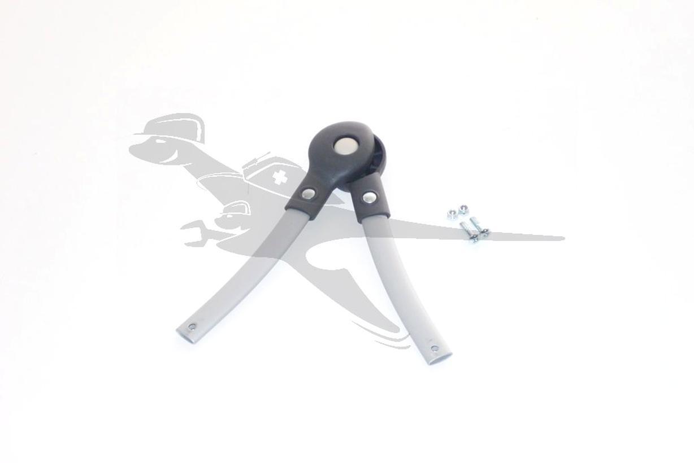 TFK Ersatzteil einzelne Achsaufnahme für Vorderrad-Gabel Twist Modelle
