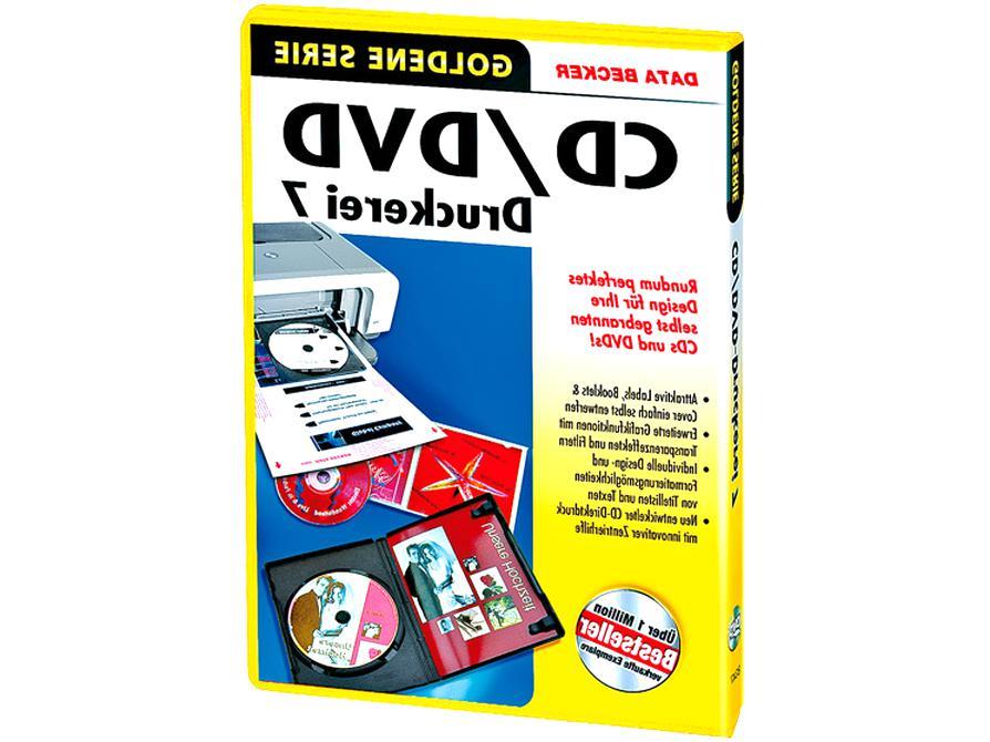 Data Becker Cd Dvd Druckerei Gebraucht Kaufen Nur 3 St Bis