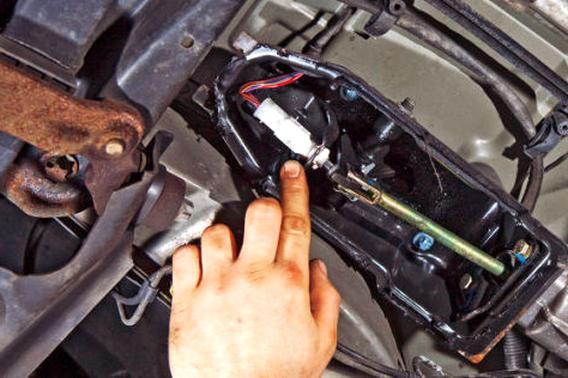 Metzger 911121 Bremslichtschalter