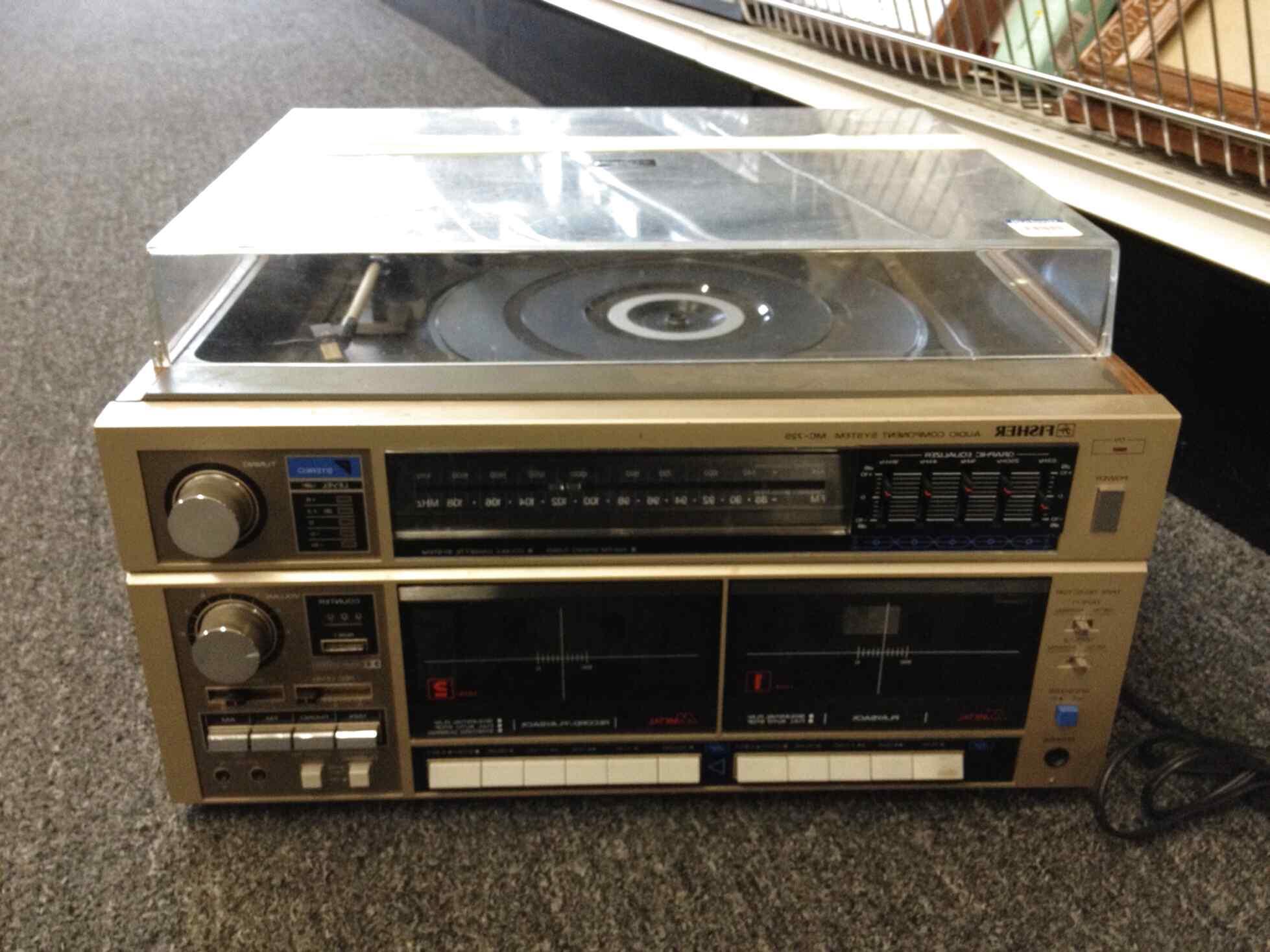 fisher radio gebraucht kaufen