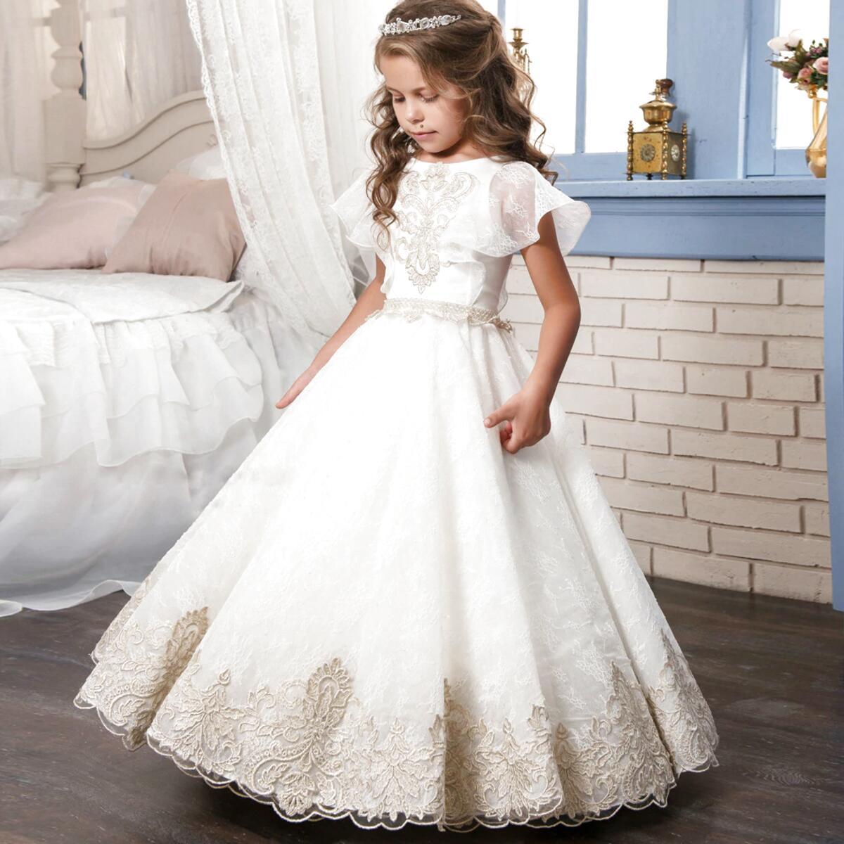 Brautkleid Kinder gebraucht kaufen! Nur 20 St. bis -20% günstiger