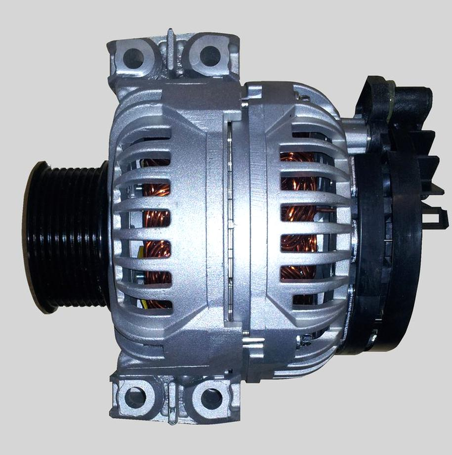 Lichtmaschine 24 Volt febi bilstein 48931 Generator 80 Ampere