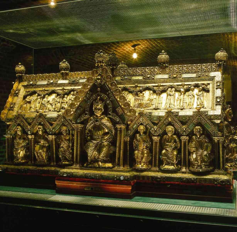gold sarkophag gebraucht kaufen