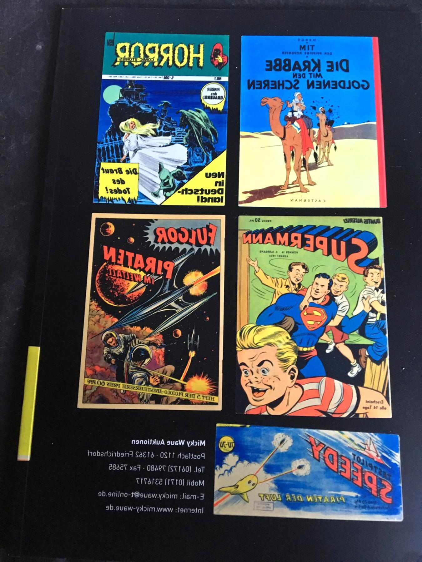 alte comics gebraucht kaufen