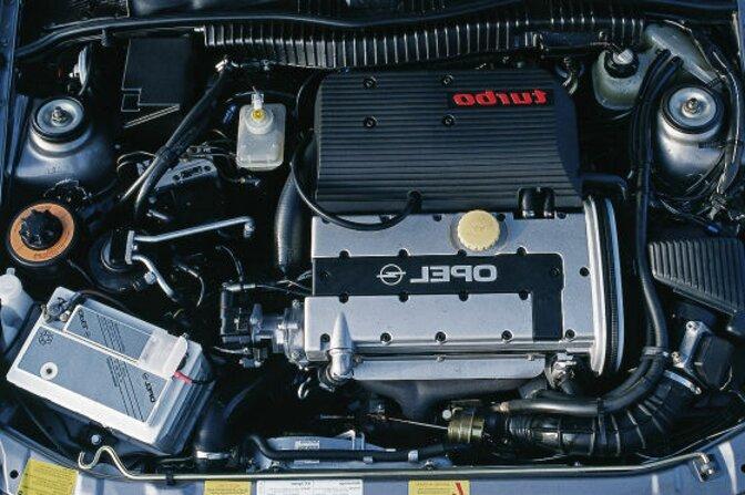 calibra turbo motor gebraucht kaufen