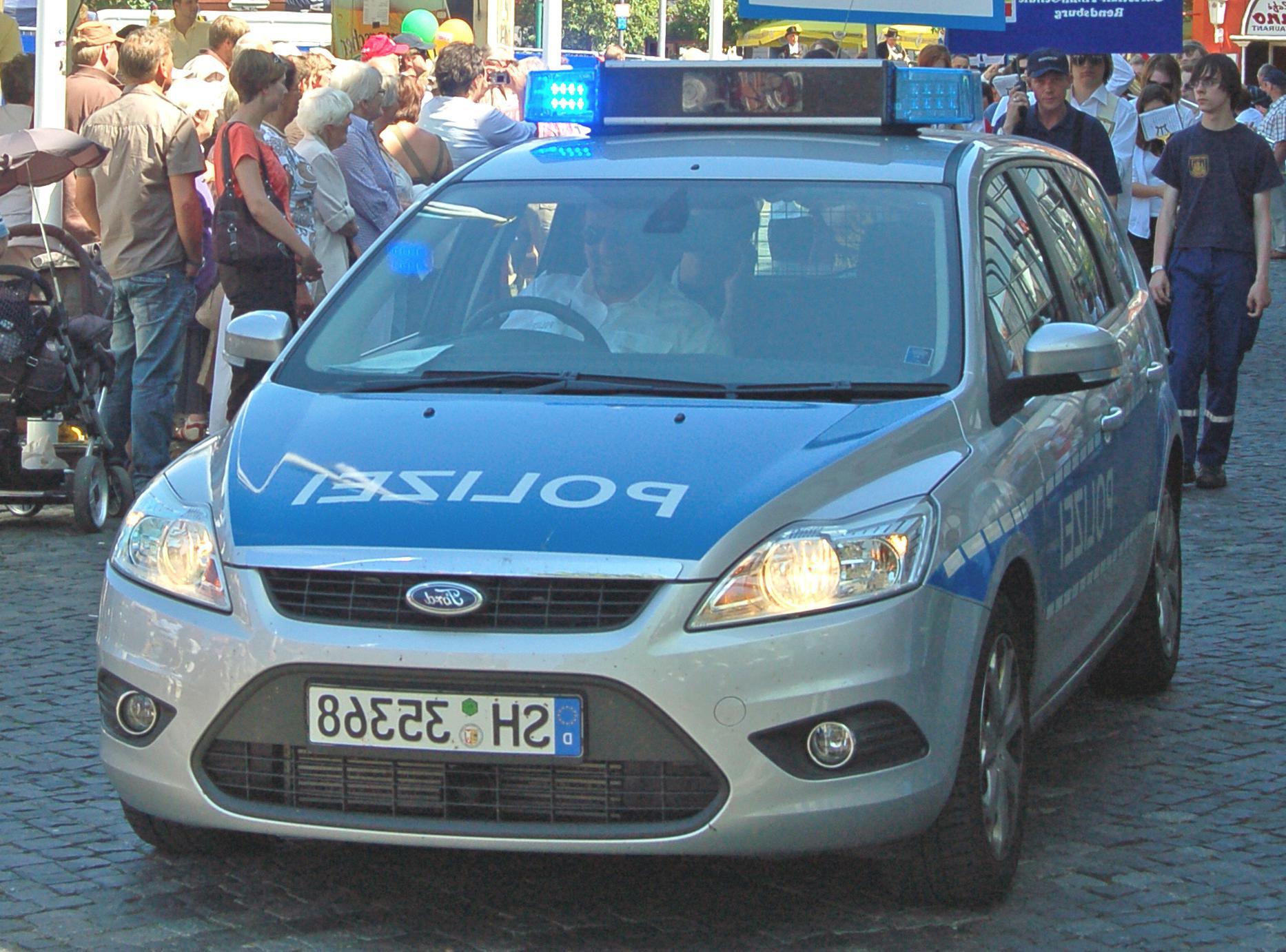 Polizeibericht Waghäusel