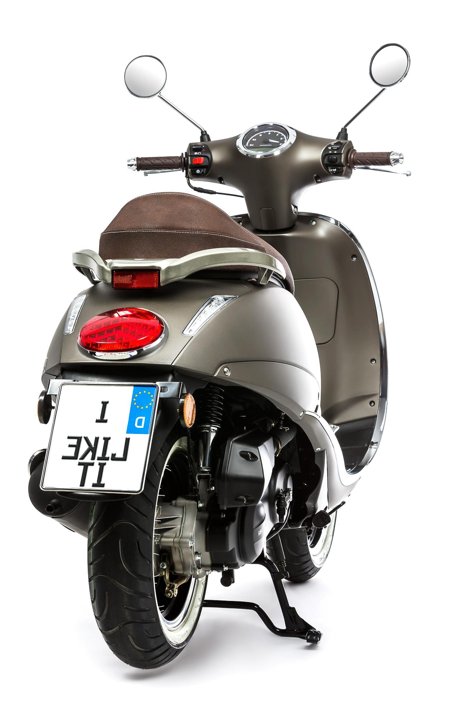 motorroller 125 gebraucht kaufen nur 2 st bis 75 g nstiger. Black Bedroom Furniture Sets. Home Design Ideas