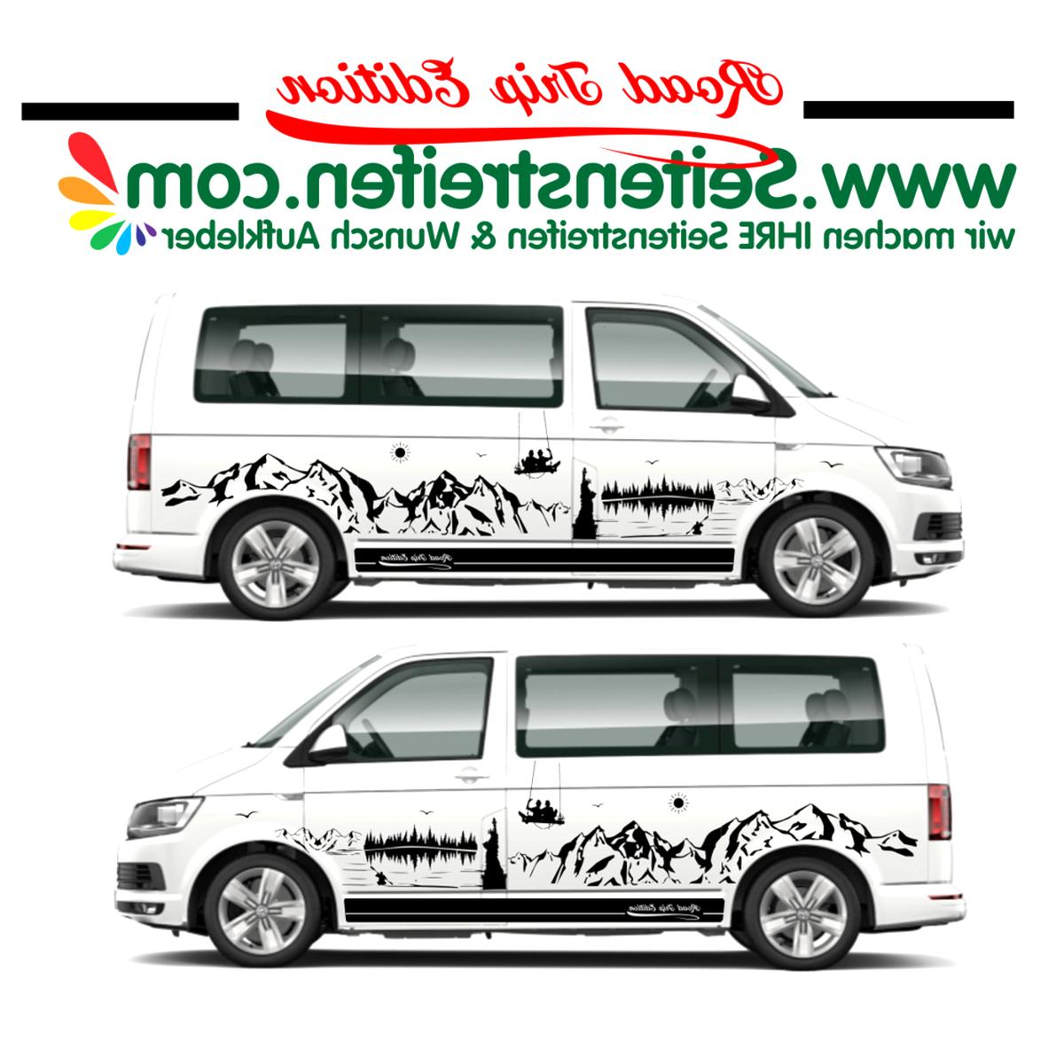 "      Schriftzug VW Bus T3  /""I LOVE MY BULLI/"" Aufkleber"