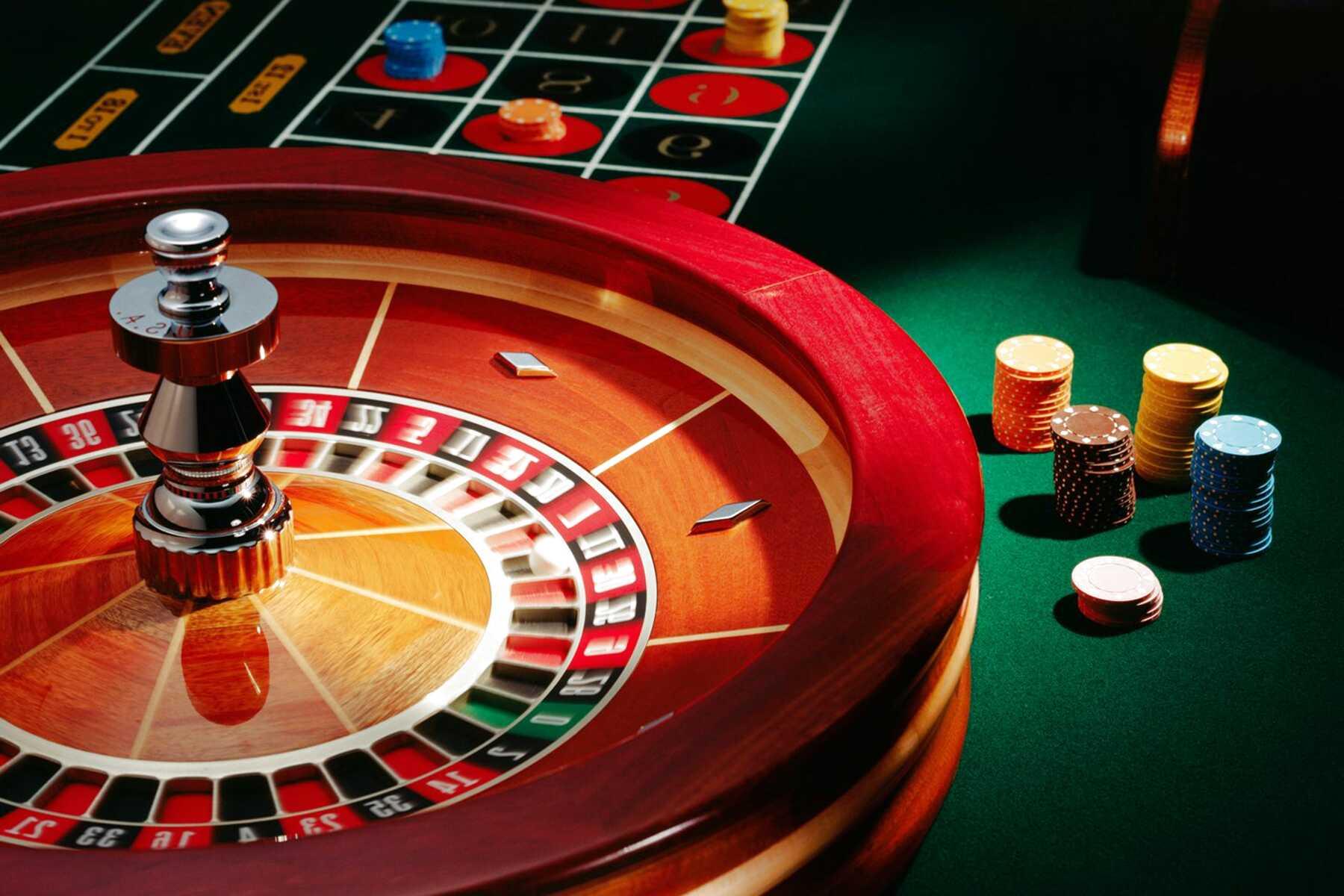 Roulette Tisch Gebraucht