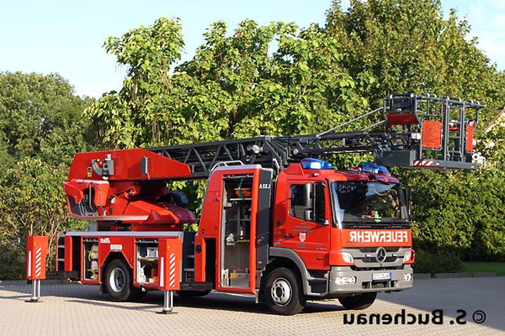 Feuerwehr Serie Usa