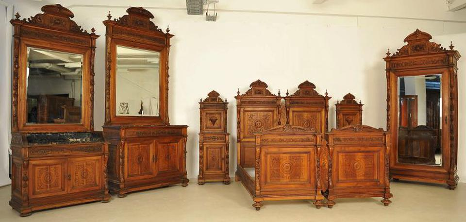Schlafzimmer Antik Gebraucht Kaufen Nur 3 St Bis 60 Gunstiger