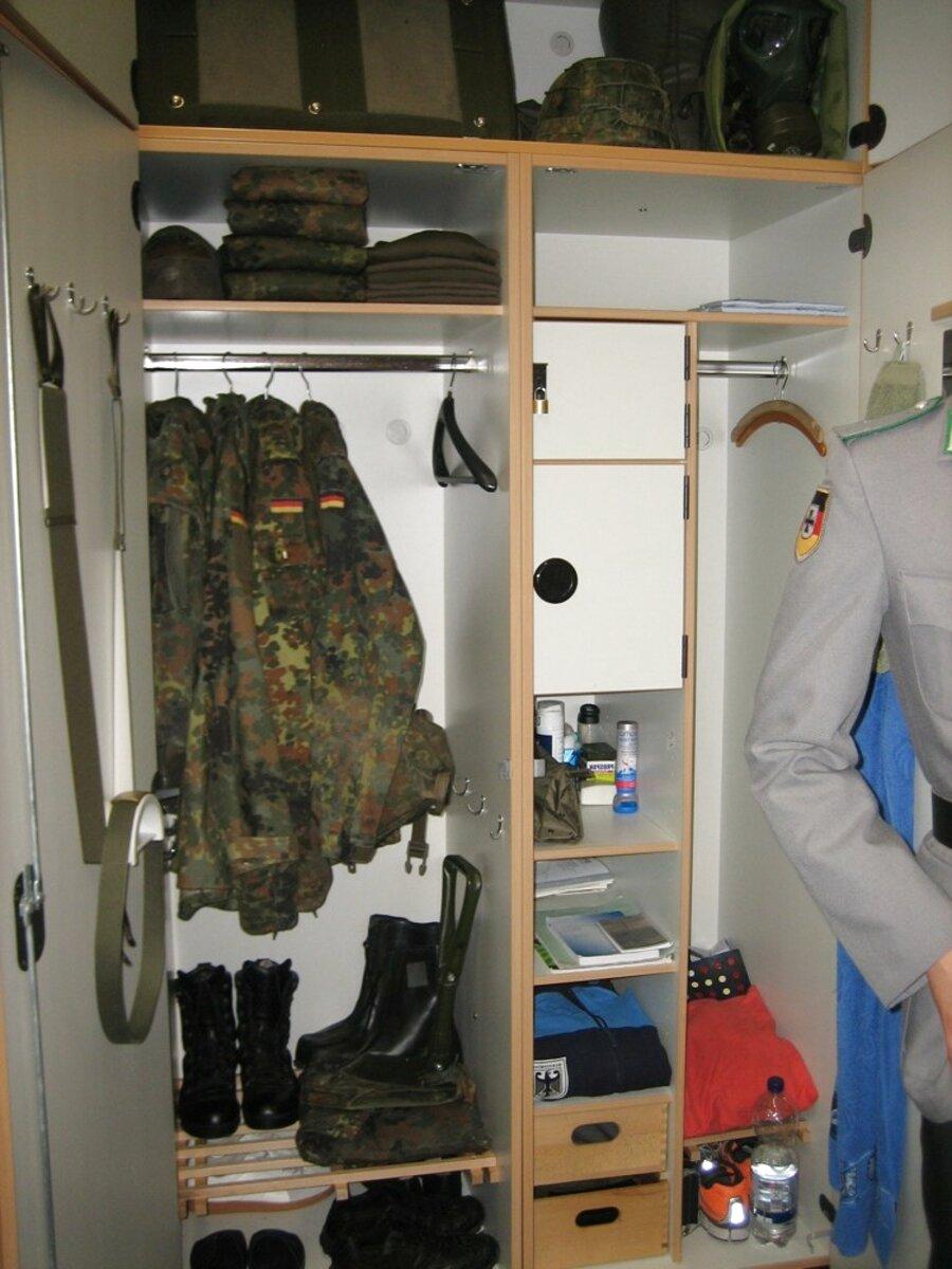 Spinde Bundeswehr Gebraucht Kaufen Nur 3 St Bis 60 Gunstiger