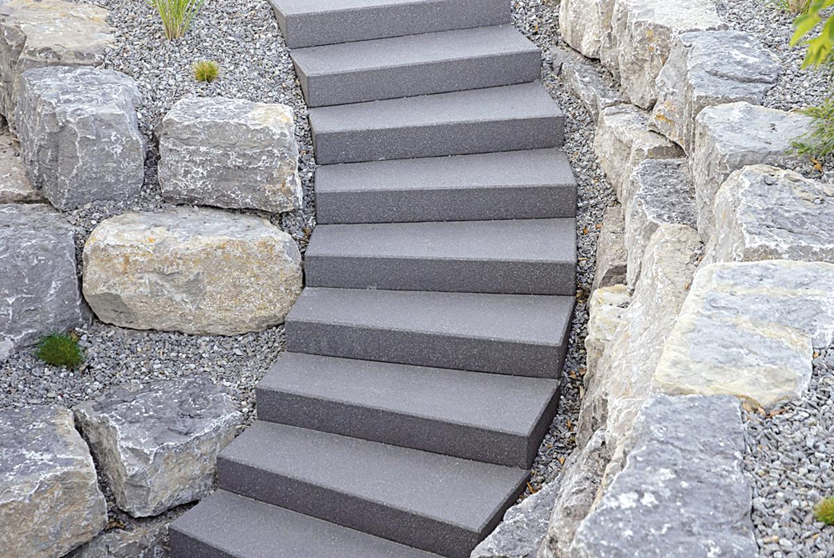 treppen stufen stein