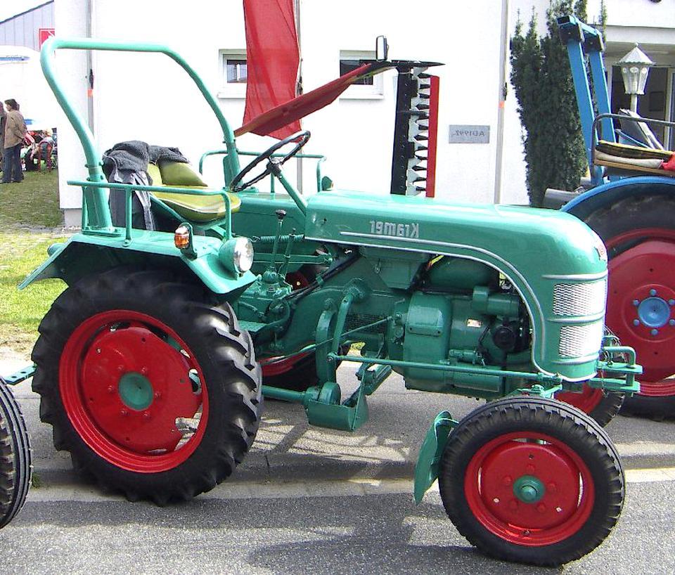 kramer traktor gebraucht kaufen nur 2 st bis 60 g nstiger. Black Bedroom Furniture Sets. Home Design Ideas