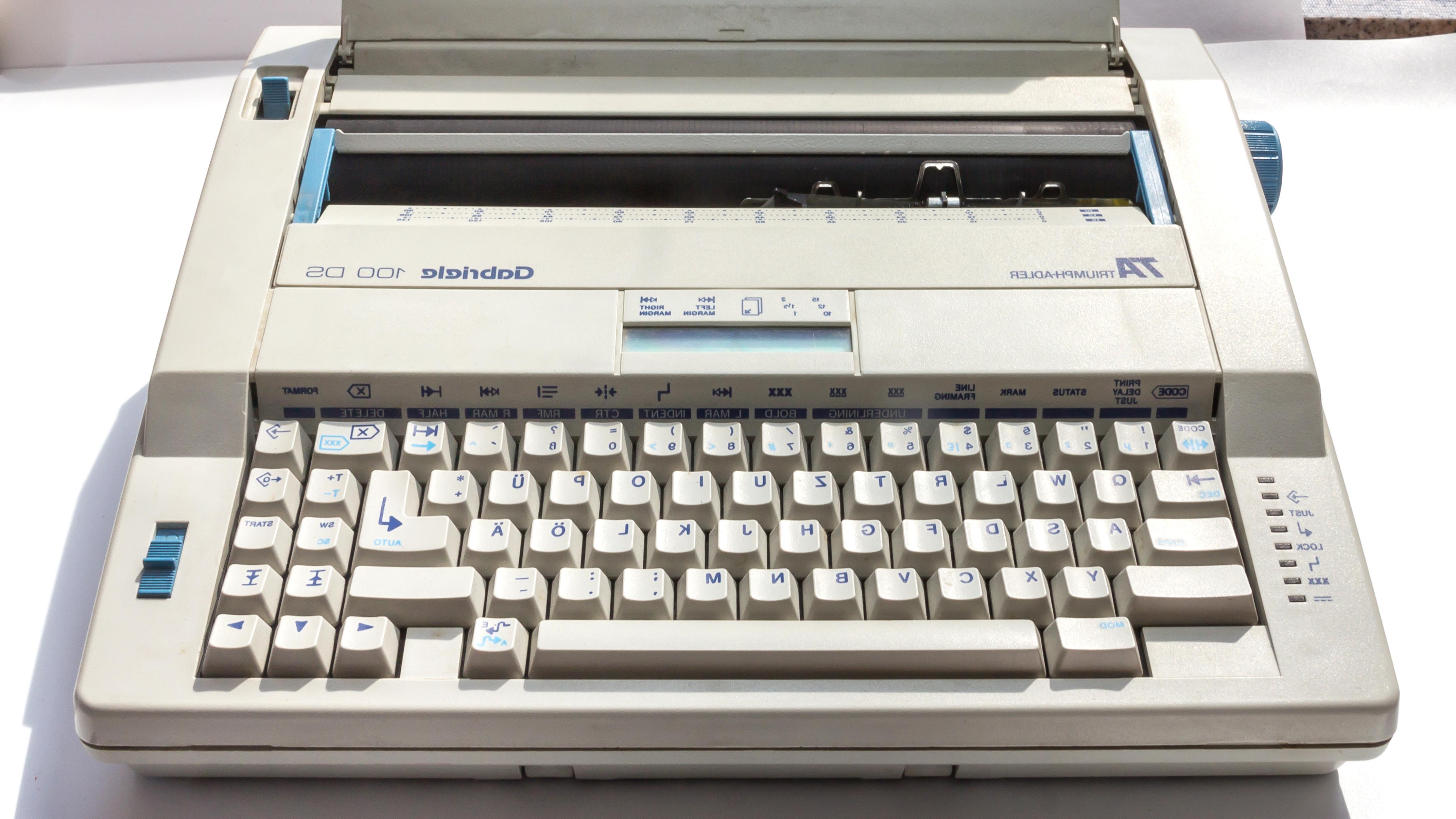 9009 110 Farbband Schreibmaschinenband 188c schwarz TA Gabriele 100 7000L