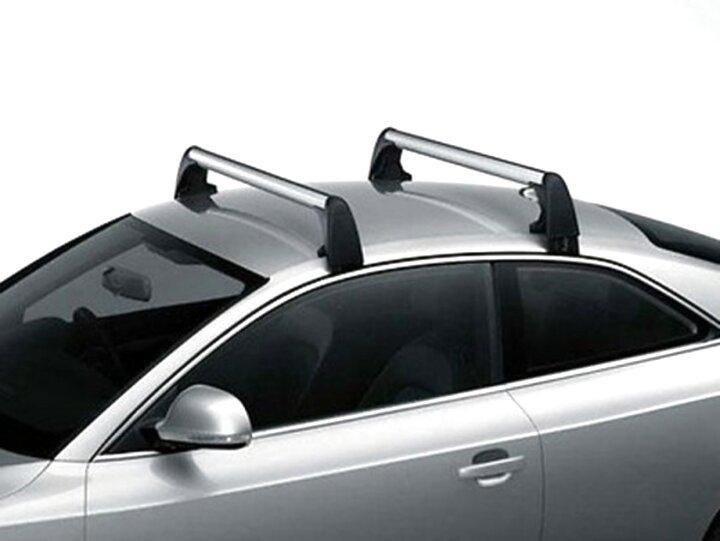 Für Audi A5 Sportback 5-Tür ab 09 Stahl Dachträger kompl S19