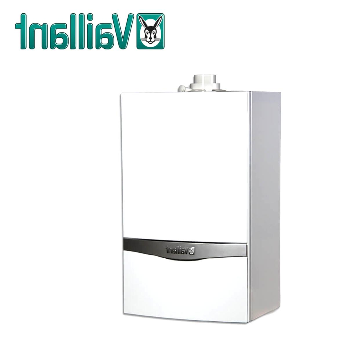 Vaillant VCW 206 5-5 Kombitherme Paket Gas Brennwerttherme Regelung Therme 20 kW