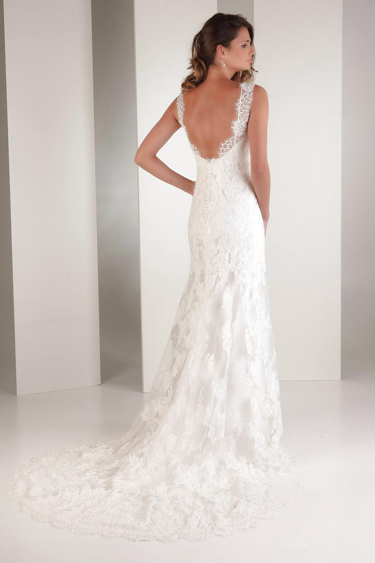Kleid Spitze Lang gebraucht kaufen! Nur 3 St. bis -70% ...