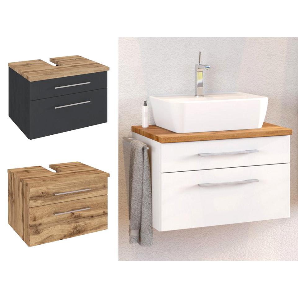 Waschbecken Unterschrank gebraucht kaufen! 4 St. bis -70 ...
