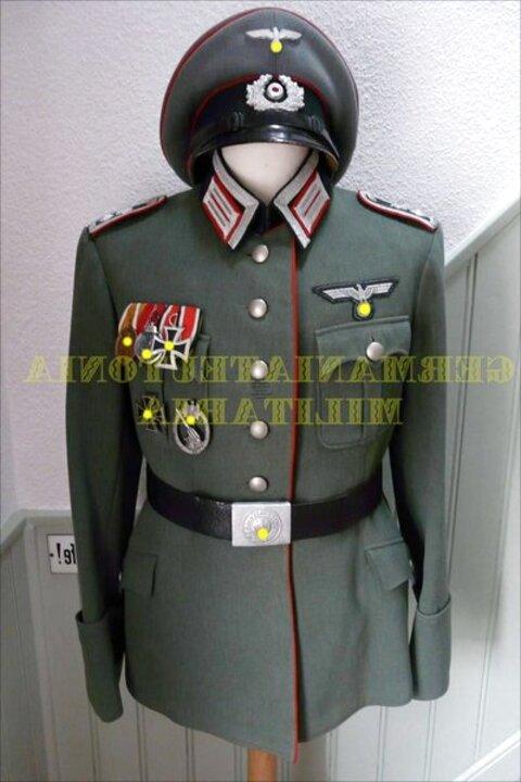 uniform deutsche wehrmacht gebraucht kaufen
