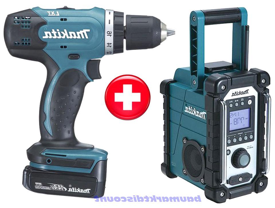 makita akkuschrauber radio gebraucht kaufen