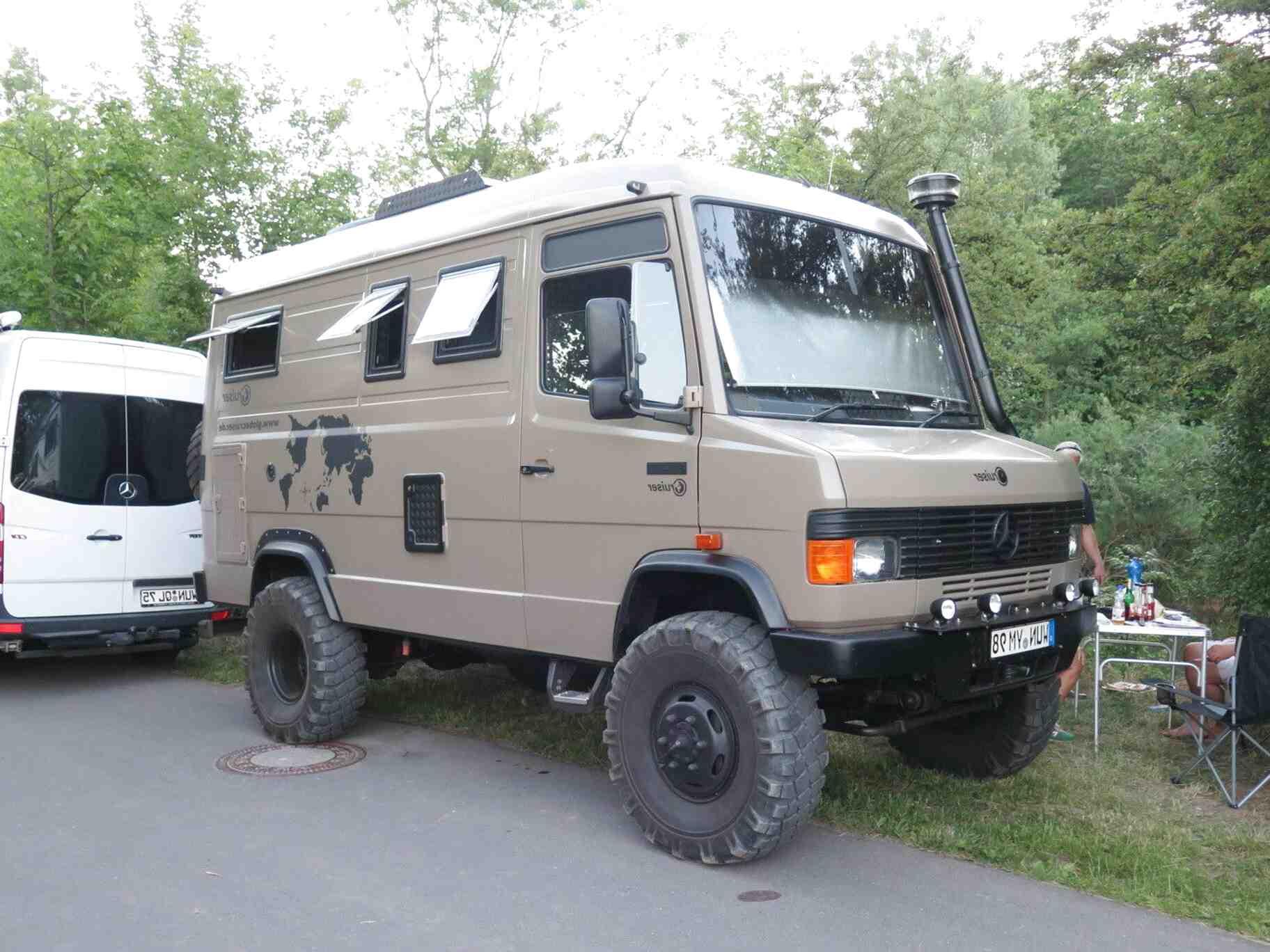 VW Bus T10 California 10 Motion ALLRAD Wohnmobil Auf