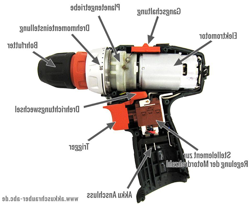 akkuschrauber motor gebraucht kaufen