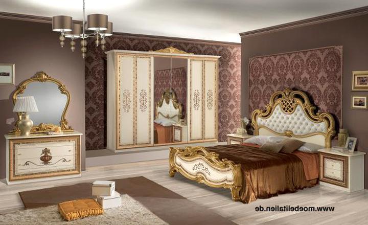 Barock Schlafzimmer gebraucht kaufen! Nur 3 St. bis -75 ...