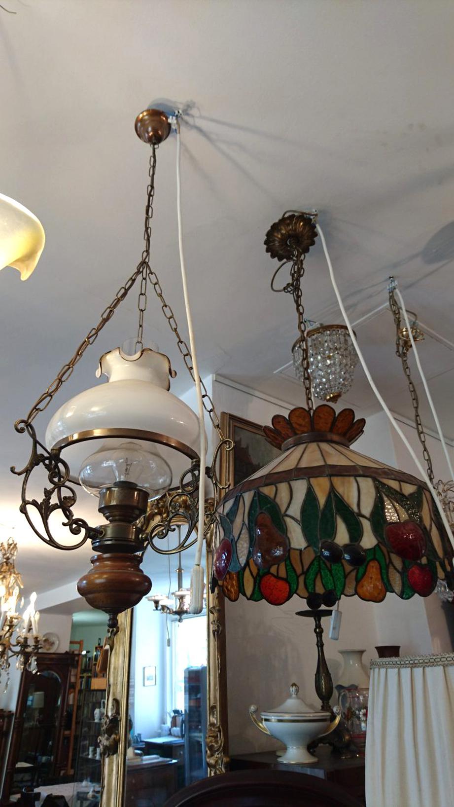 alte antike lampe gebraucht kaufen