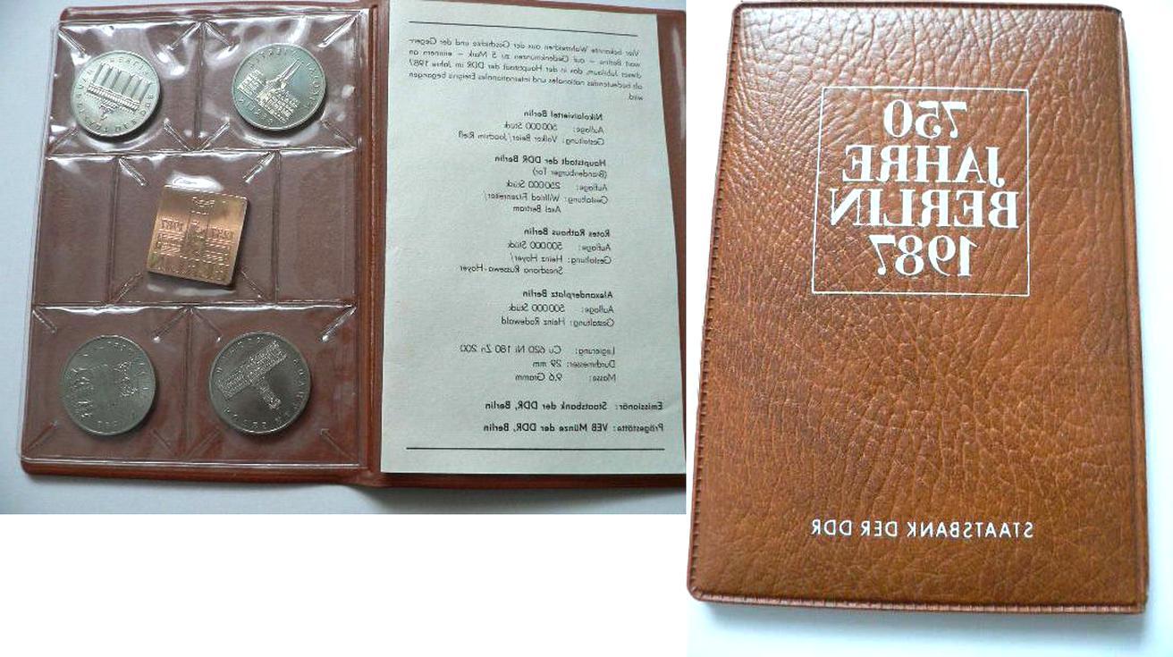 750 jahre berlin 1987 gebraucht kaufen